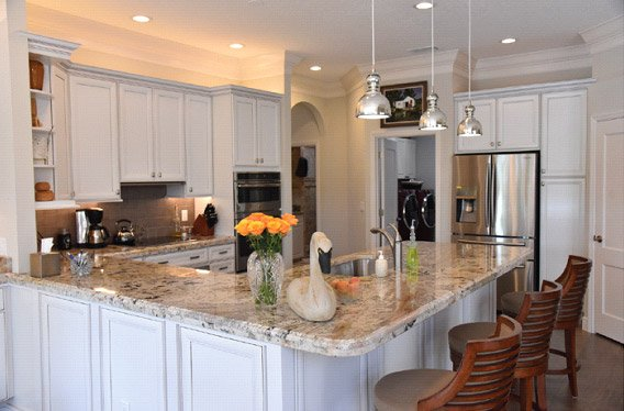 Indoor Lighting Kitchen