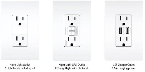 outlet upgrades