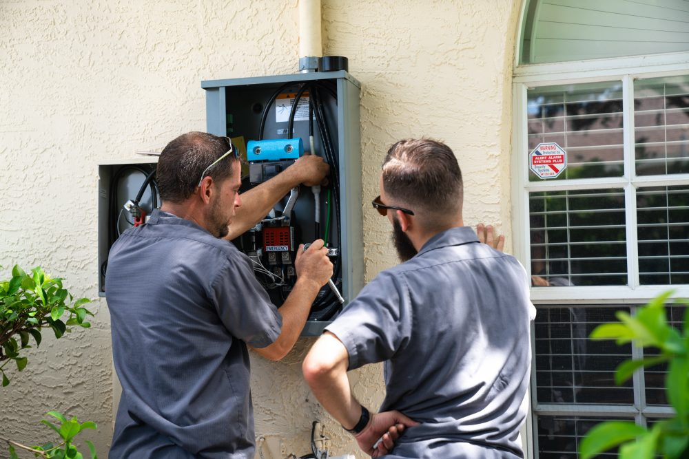 Electricians Electrical Repair