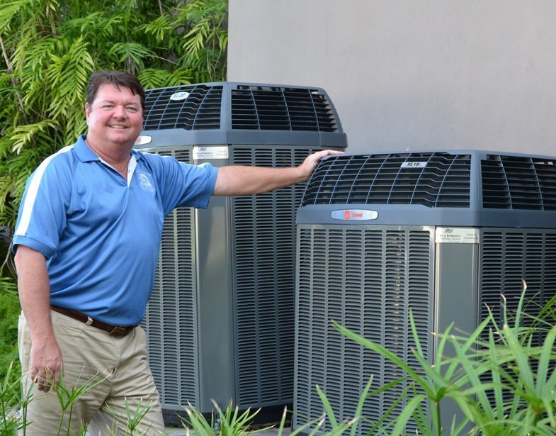 Customer Air Conditioning Installation