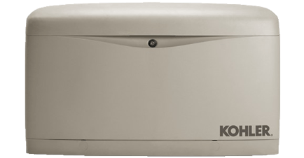 Kohler Generator Air Cool