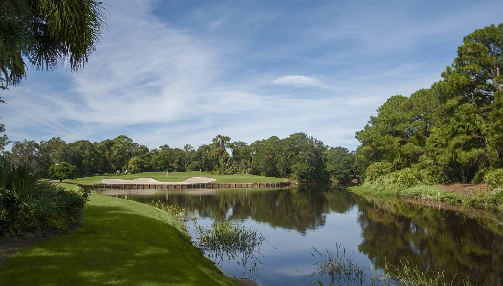 Photo of the University Park Country Club Gulf Course